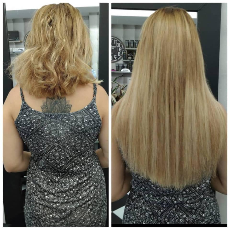 hairextensions haarverlenging