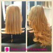 Anna's Hair (remy gesorteerd)
