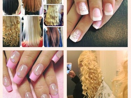 Hairextensions, Nails & beauty
