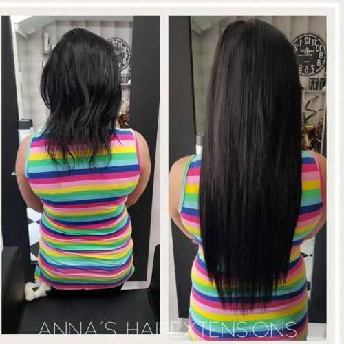 Hairextensions verlenging