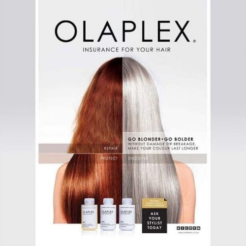 Olaplex official dealer Amsterdam Zuid