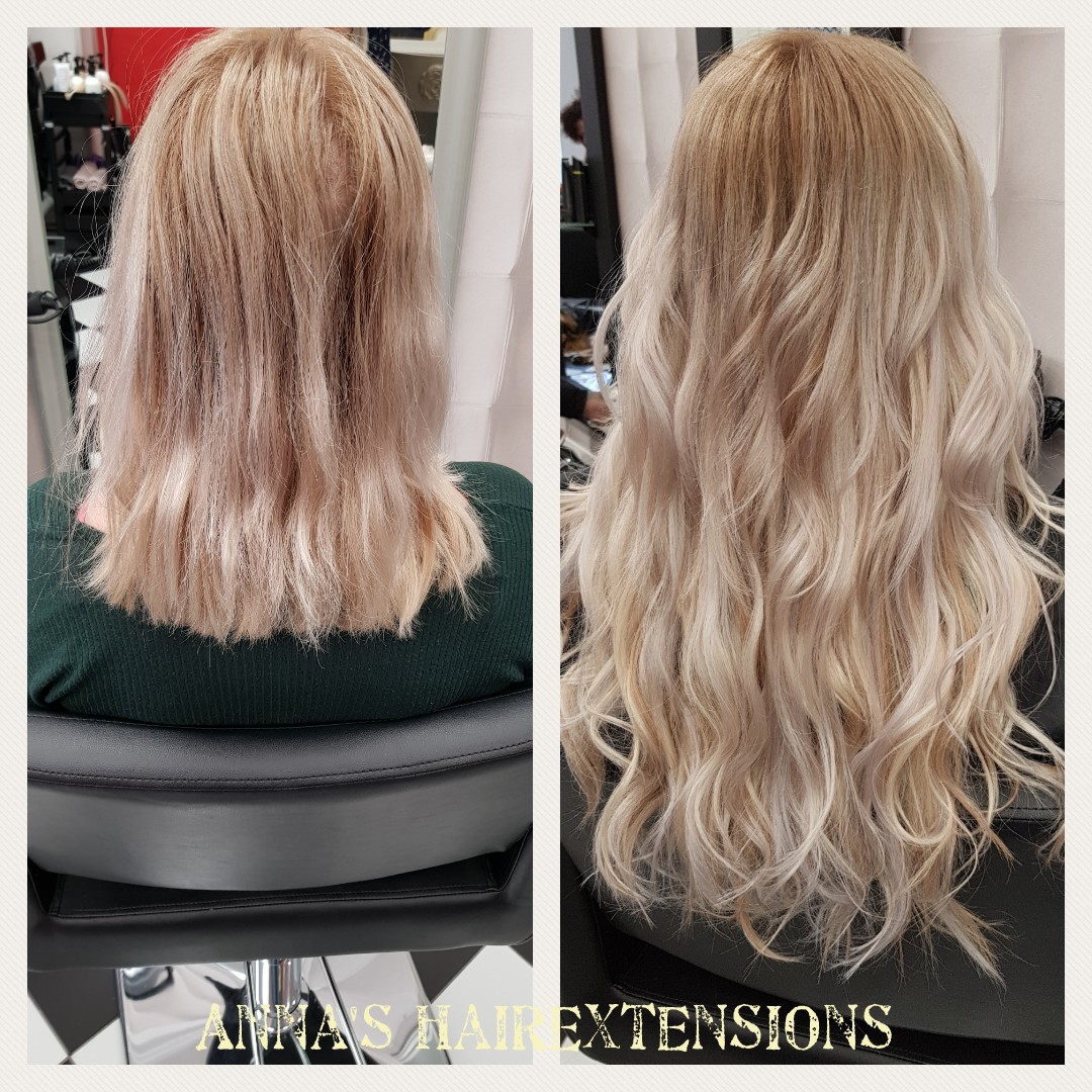 donker-blonde-extensions