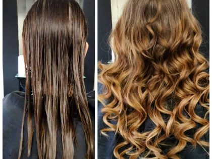 Wax hairextensions